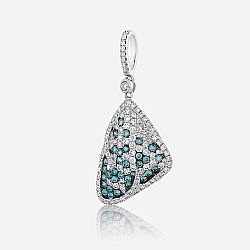 Diamond pendant