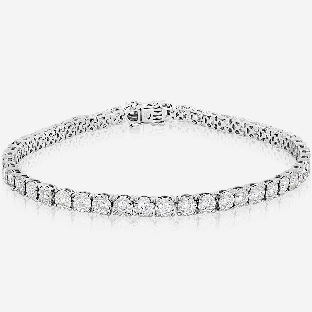 Diamond Bracelets Diamond bracelet White Diamond