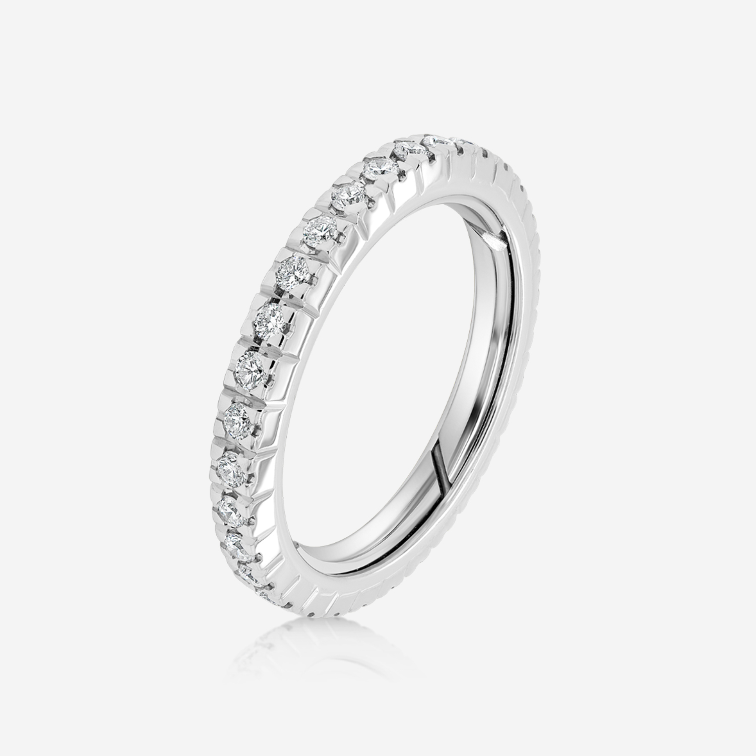 Diamond Rings Gold ring with diamonds White Diamonds
