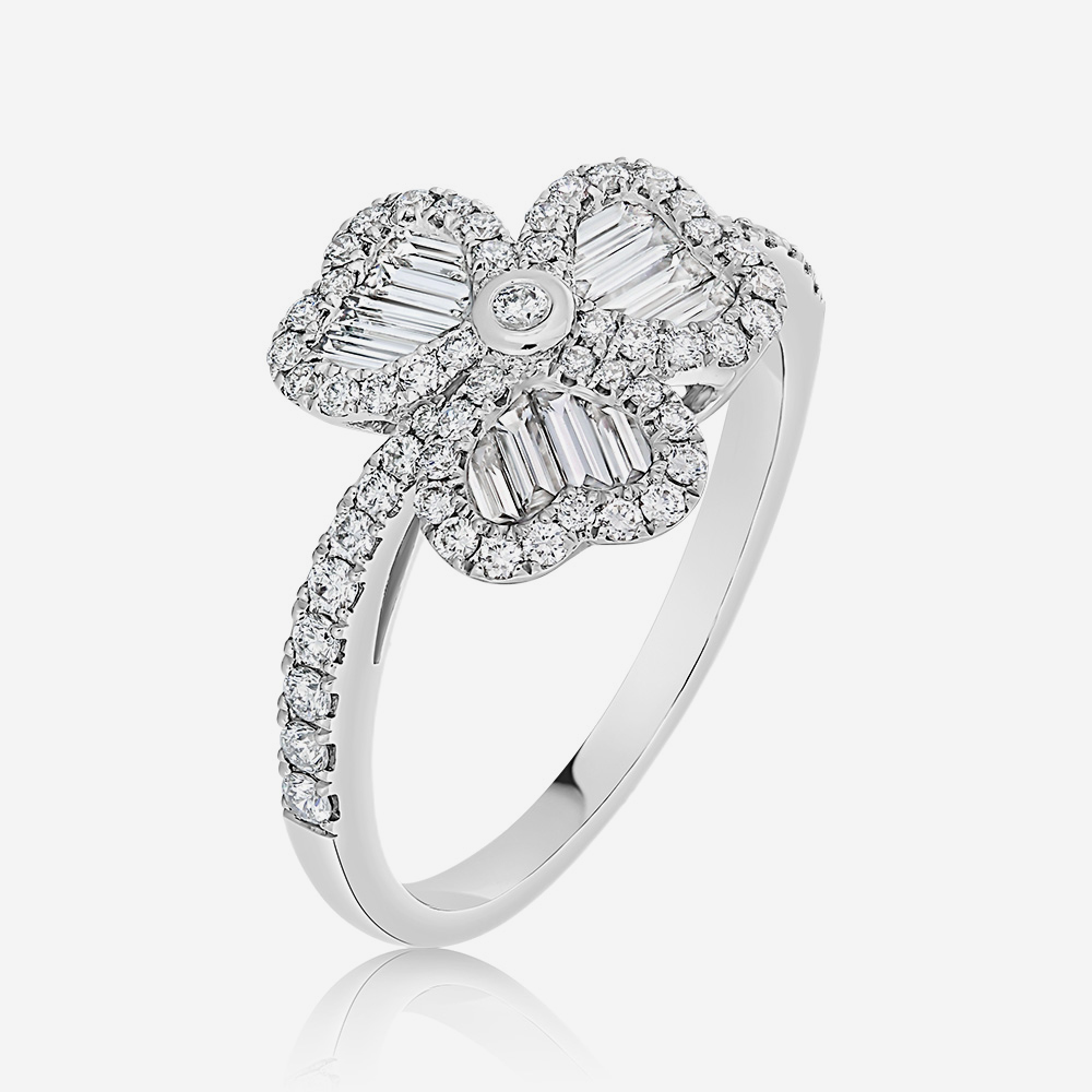 Diamond Rings Diamond ring White Diamond